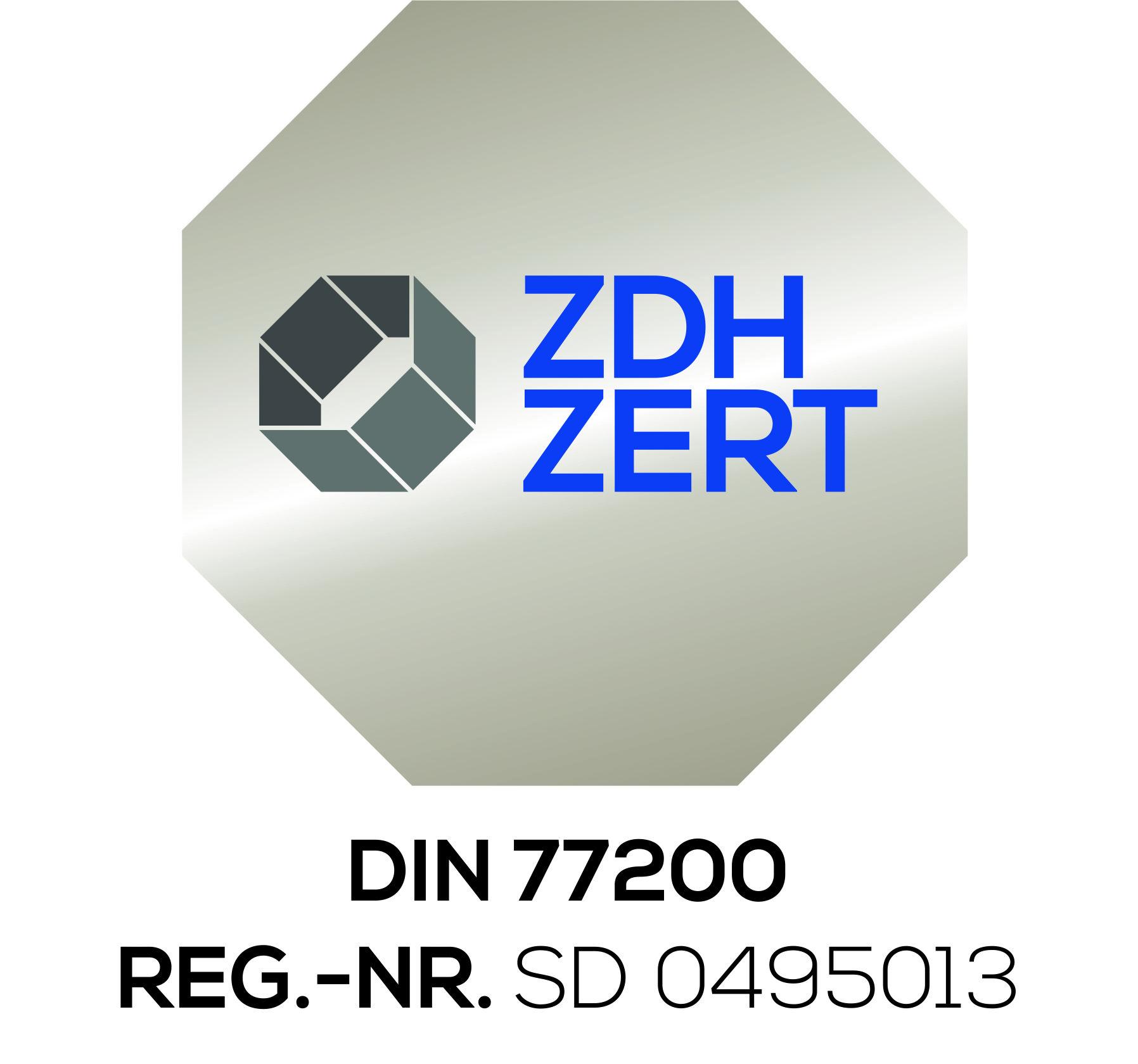 DIN 77200